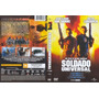 Dvd Soldado Universal - Van Damme - Original