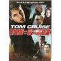 Dvd Missão Impossível 3 - Tom Cruise - Novo***
