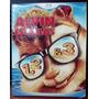 Box Alvin E Os Esquilos Com 3 Filmes, Novo E Lacrado