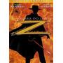 A Mascara Do Zorro - Aventura - Dvd Original Novo Lacrado