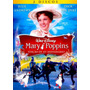 Dvd Mary Poppins Ed. Especial - Disney Duplo Original