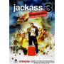Jackass 3 O Filme Dvd Original