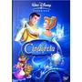 Cinderela Dvd Lacrado Disney Edição Especial Classicos