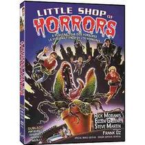 A Pequena Loja Dos Horrores Dvd Novo Orig Comédia Rick Moran