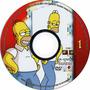 Dvd Os Simpsons 11ª Temporada Completa - 4 Dvds