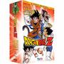 Box - Dragon Ball Z Volume 2 - A Série Original Dbz - 4 Dvds