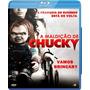 A Maldição De Chucky - Blu-ray - Semi Novo