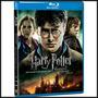 Blu-ray Harry Potter E As Relíquias Da Morte Parte 2 - Orig