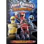 Dvd Power Rangers Tempestade De Ninja Prelúdio De Uma Tempes