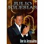 Dvd Lacrado Julio Iglesias Live In Jerusalem
