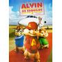 Dvd Alvin E Os Esquilos 2 - Original - Novo - Lacrado