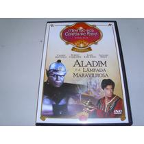 Dvd O Teatro Dos Contos De Fadas Aladim E A Lampada Maravilh