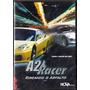 Dvd - A2 Racer Riscando O Asfalto - Luke J Wilkins