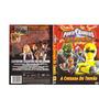 Dvd Power Rangers - Tempestade Ninja - A Chegada Do Trovão
