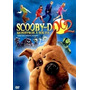 Dvd Scooby Doo 2 Monstros À Solta (semi Novo)