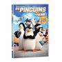 Dvd Os Pinguins De Madagascar - O Filme