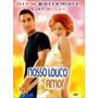 Filme Em Dvd Original Nosso Louco Amor Drew Barrymore