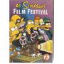 Dvd Os Simpsons Film Festival - Novo***