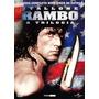 Dvd - Trilogia Rambo - Lacrado E Original + Extras - 4 Dvds