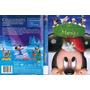 Dvd Novo Lacrado Raro Aconteceu De Novo No Natal Do Mickey