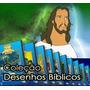 Desenhos Bíblicos 2 Dvds + Brinde
