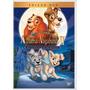 Dvd A Dama E O Vagabundo Ii - As Aventuras De Bazé Disney