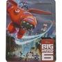 Blu Ray Steelbook Operação Big Hero - Importado, Lacrado