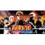 Naruto Shippuden 1ª E 2ª Completo Dublado Dvd