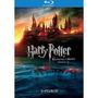 Blu-ray Harry Potter E As Relíquias Da Morte Partes 1 & 2