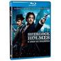 Blu-ray Sherlock Holmes - O Jogo De Sombras (semi Novo)