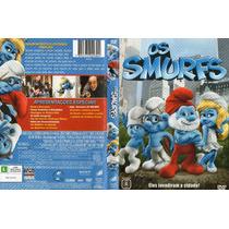 Os Smurfs (+ Um Conto De Natal) Dvd Duplo