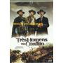 Dvd - Três Homens Em Conflito - Clint Eastwood - Faroeste