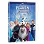 Dvd Frozen - Uma Aventura Congelante - Disney