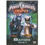 Dvd Power Rangers - S.p.d. - Batido - Vol.5 - Novo***