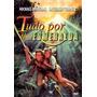 Filme Tudo Por Uma Esmeralda - Dvd Original, Novo E Lacrado