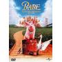 Dvd Original Do Filme Babe O Porquinho Atrapalhado Na Cidade