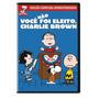 Dvd Você Não Foi Eleito, Charlie Brown - Novo E Lacrado