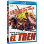 Trem, O - Burt Lancaster - Blu Ray Importado, Legendado, Lac