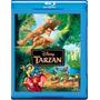 Blu Ray Tarzan Original Disney Novo Lacrado!