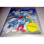 Blu-ray 3d + Blu-ray Os Smurfs 2 - Novo, Original E Lacrado!
