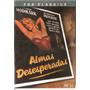 Dvd Almas Desesperadas - Marilyn Monroe -dublado Novo***