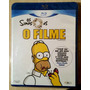 Blu - Ray Disc Os Simpsons - O Filme (original E Lacrado)