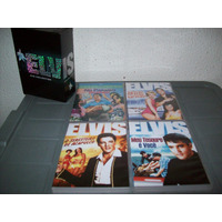 Dvd Box Elvis Collection - 4 Filmes