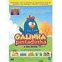 Galinha Pintadinha E Sua Turma Dvd C/ 13 Clipes Lacrado Novo
