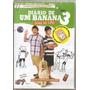 Dvd Diário De Um Banana 3 - Dias De Cao