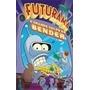 Futurama O Grande Golpe De Bender Dvd Lacrado Original Slim