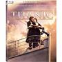Titanic Bluray Duplo C/ Luva Lacrado De Fabrica