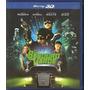 Blu-ray 3 D - O Besouro Verde - Cameron Diaz