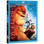 Blu Ray - O Rei Leão (lacrado) - Combo Com 3 Discos E Luva!