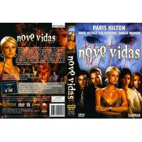 Dvd Nove Vidas, Paris Hilton, Suspense, Original